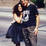 Rita of Israel and Producer Arnold Beizer