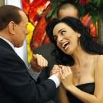 Silvio Berlusconi, Shimon Peres