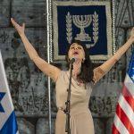 Iranian Born Israeli Pop Singer Rita Performs the song Jerusalem
